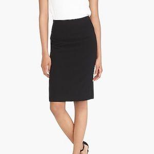 JCrew Black Business Pencil Skirt